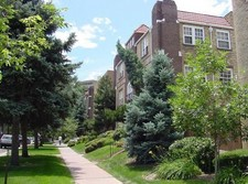 Come Home To Our Historic Sherman Street Apartments In Capitol Hill Central Denver CO