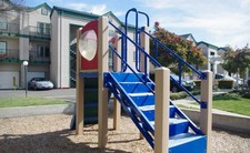 Children Love The Tot Lot Playground At Our May Valley Richmond Apartments of Richmond CA