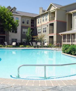 Take a Swim in Our Gorgeous Pool at San Gabriel Senior Village Luxury Apartments in Georgetown TX