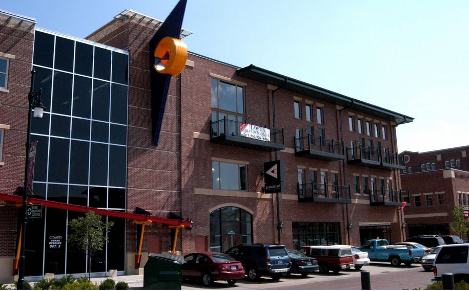 The Lofts at Old Town Square