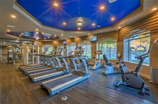 Enjoy a Refreshing Workout in the Fitness Center at Our Foothills Albuquerque NM Apartments