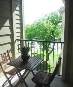 Private Patios and Balconies With Gorgeous Views Highlight Our Senior Apartments in Buda TX