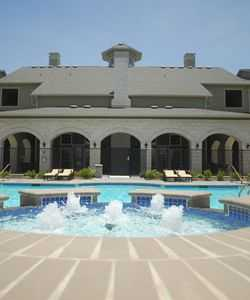 Enjoy a Refreshing Swim at our Luxury Senior Apartments in Georgetown TX