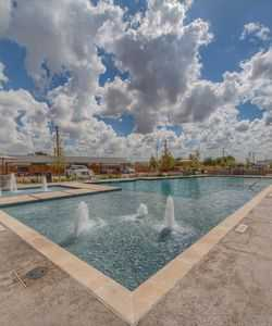 Beautiful Pool at our Odessa Texas Apartments