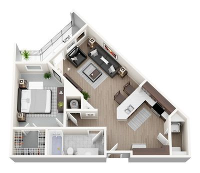 A2 floor plan layout