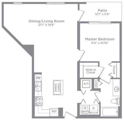 Layout of Aberdeen 1 (ALT) floor plan