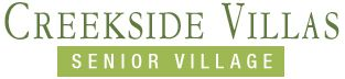 Creekside Villas Senior Village Apartments