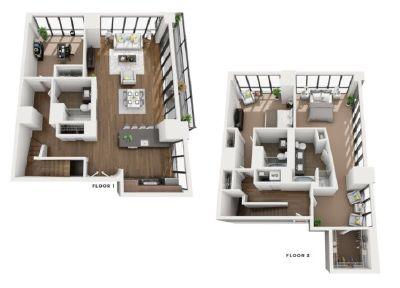 Penthouse Geneva